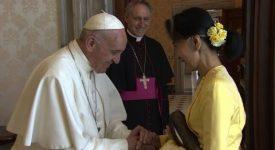 Le Saint-Siège et la Birmanie établissent des relations diplomatiques