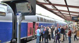 Lourdes en TGV : une première