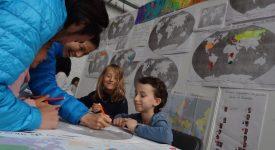 EXPOsciences : les écoliers dans la peau des migrants