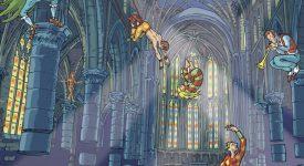 Journées des églises Ouvertes : Faites bouger  les pierres !