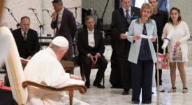 Le pape, premier leader mondial à reconnaître la maladie de Huntington