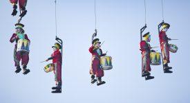 Les Nuits du Cirque à Villers-la-Ville