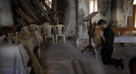 Irak : les chrétiens se relèvent difficilement (Vidéo)
