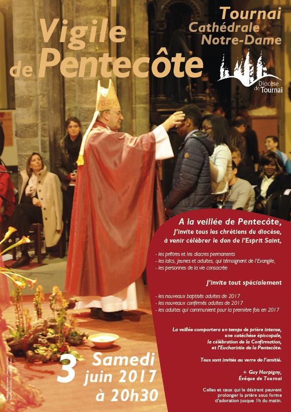 Vigile De Pentecote 2017 A La Cathedrale Et Sur Youtube Le Site