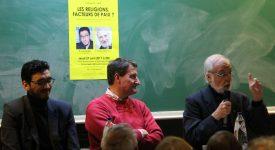Un débat sur la religion et la paix à Louvain-la-Neuve