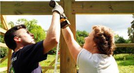 VACANCES SOLIDAIRES (suite) : Avec Les Compagnons Bâtisseurs,  aider les autres pour se découvrir soi-même