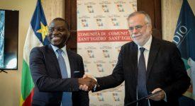 Un accord de paix pour la Centrafrique