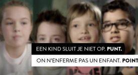 Campagne «On n'enferme pas un enfant»