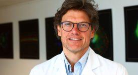 Le neurologue Steven Laureys, lauréat du prix Francqui