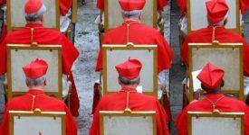 L'Eglise a cinq nouveaux cardinaux