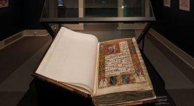 Un manuscrit de Salzinnes exposé au Canada