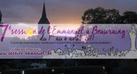 Beauraing: 700 participants attendus pour la 7e session de l'Emmanuel