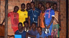 Les «jeunes espoirs de demain» en Centrafrique