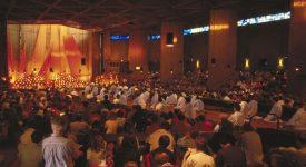 Taizé: une semaine de réflexion sur le thème de la migration