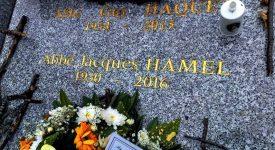 Retour sur…le pape François bouleversé par la mort du Père Hamel