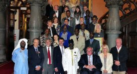 Première Conférence Mondiale des Humanitésà Liège: une réussite de bon augure pour le futur