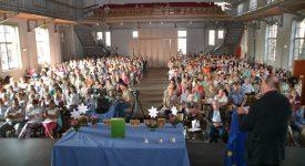 Tournai: les groupes Pêches redonnent des couleurs à l'école