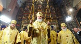La route s'ouvre pour une visite du pape en Russie