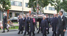 Hasselt : première procession pour la «Virga Jesse»
