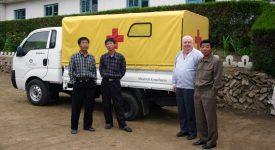 Le Père Hammond : 50 ans de mission en Corée du Nord