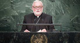 Le Saint-Siège demande à l'ONU de protéger les civils en Centrafrique