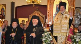 L'Eglise orthodoxe grecque s'installe à Ohain