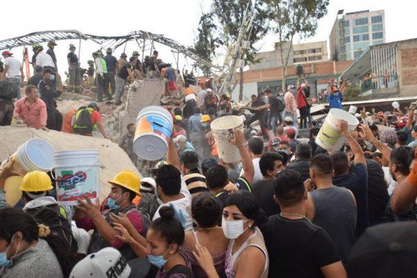 Violent séisme au Mexique: le pape prie pour les victimes et leurs proches