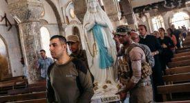 1.400 familles de retour en Irak