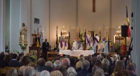 Funérailles du bourgmestre Alfred Gadenne