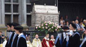 La Grande Procession de Tournai fête ses 925 ans !