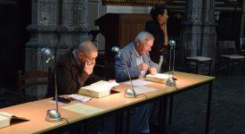 Bible en continu : pari tenu à Mons