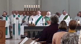 Les diacres permanents francophones à Chimay