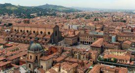 Visite du pape à Bologne