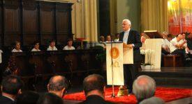 Hasselt: Jubilé de Mgr Patrick Hoogmartens