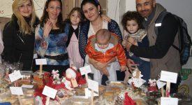 Huit familles syriennes accueillies dans l'unité pastorale de Stockel-au-Bois