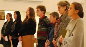 Rentrée au Centre pastoral et envoi en mission