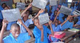 L'école de St Rémi s'agrandit en RDC.