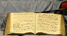 Une offre élargie pour le Chant Grégorien