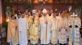 «Divine Liturgie» dans le Borinage