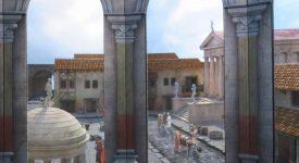 EXPO POMPEI ou comment faire revivre une cité antique