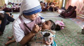AUDIO – Il était une foi… Sur les pas de Mère Térésa