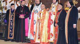 Ordination orthodoxe pour l'église syriaque de Liège