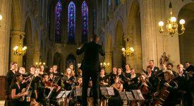 Saint-Saëns au programme du concert de Noël de la cathédrale de Bruxelles