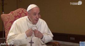 Pape François: «Lorsque je prie, parfois je m'endors»