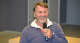 RivEspérance : Tim Guénard à Louvain-la-Neuve le 15 novembre