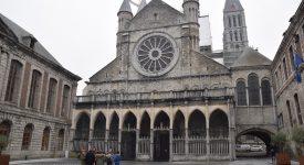 Tournai: Deux ambassadrices et trois caméras à la Cathédrale
