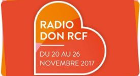 Radio-don pour RCF