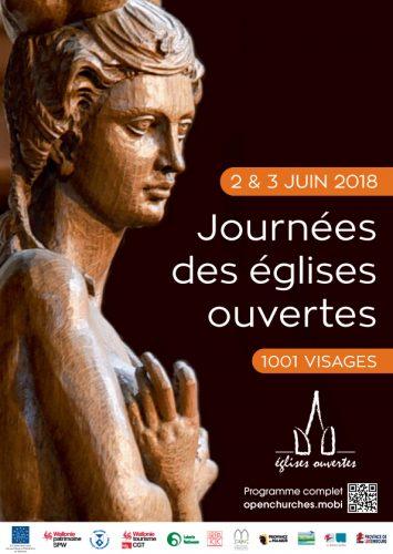 """Résultat de recherche d'images pour """"eglise ouvertes 2018"""""""