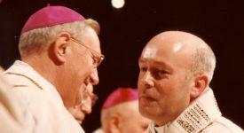 Quarante ans d'épiscopat pour le cardinal Danneels