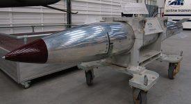 Le pape plaide pour le désarmement nucléaire